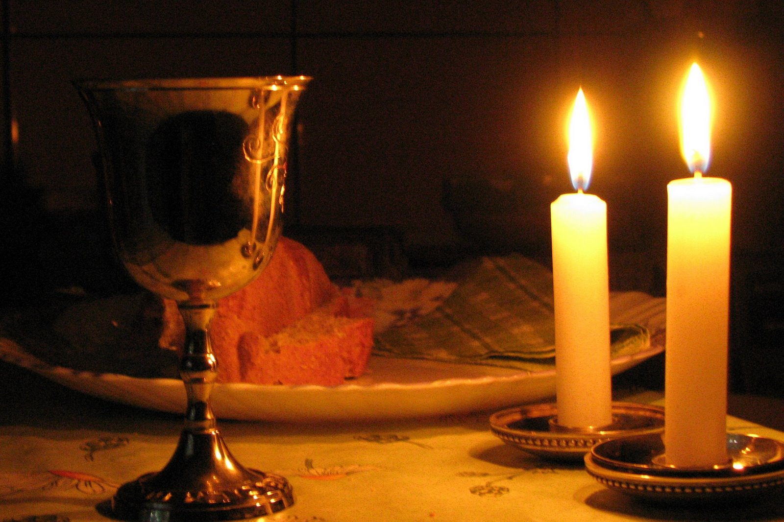 Shabbat Dinner Ideas and a Brief History of The Sabbath